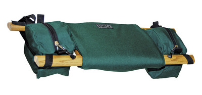 Bench Seat W/Saddle Bags