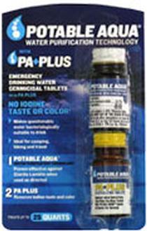 Potable Aqua Plus