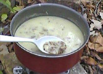 Cream Of Wild Rice Soup 2 Serve