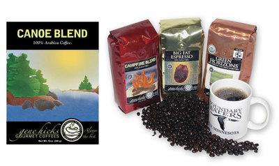 Gene Hicks Gourmet Northcountry Coffee Blends