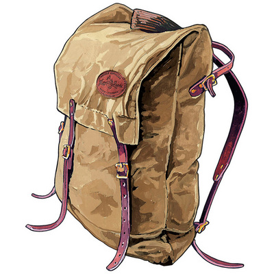 Frost River Old No.3 Portage Pack