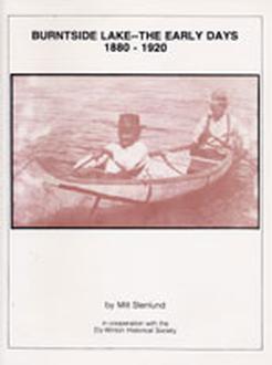 Burntside Lake : The Early Days 1880- 1920