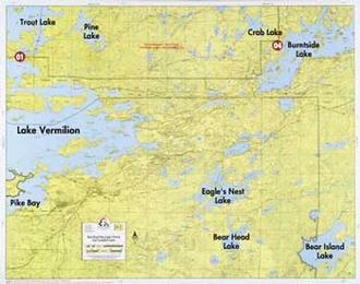 Fisher Maps F02 Bearhead