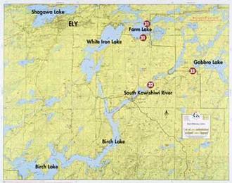 Fisher Maps F03 Birch
