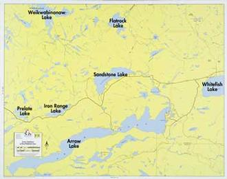 Fisher Maps F21 Arrowhead