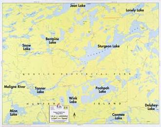 Fisher Maps F24 Sturgeon