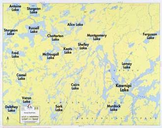 Fisher Maps F25 Kawnipi