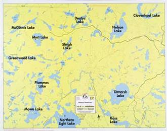 Fisher Maps F27 Plummes