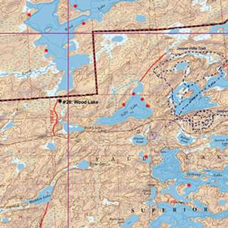 Mckenzie Maps M17