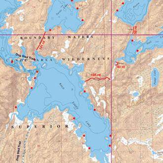 Mckenzie Maps M18