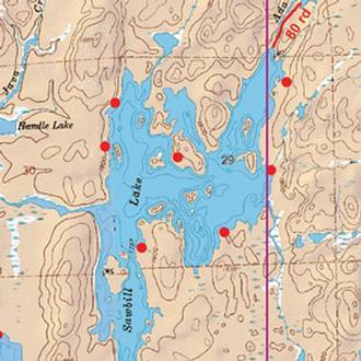 Mckenzie Maps M21