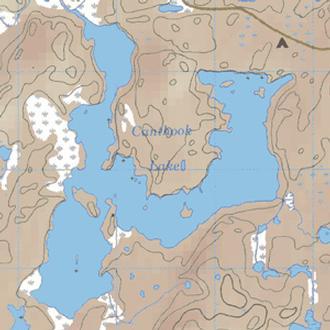 Mckenzie Maps M23 Iron