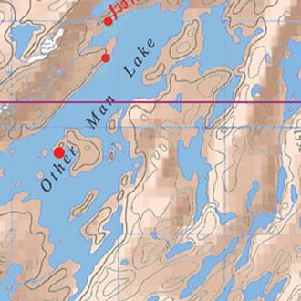 Mckenzie Maps M26