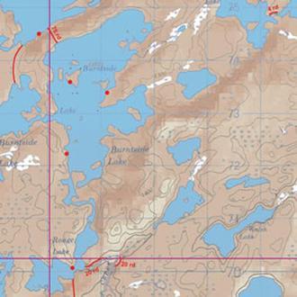 Mckenzie Maps M35