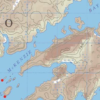 Mckenzie Maps M37