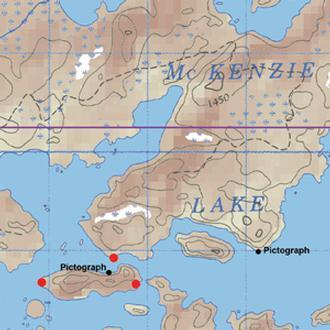 Mckenzie Maps M42 Mc