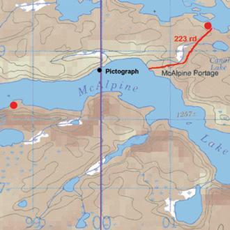 Mckenzie Maps M44 Soho