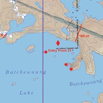 Mckenzie Maps M45 Nym