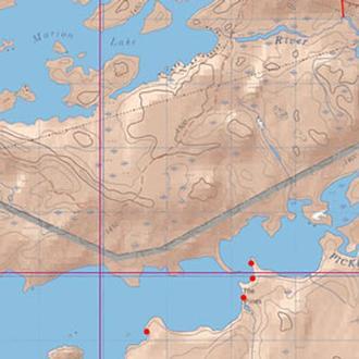 Mckenzie Maps M46