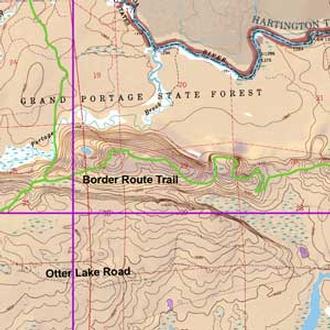 Mckenzie Maps M98