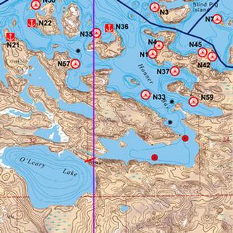 Mckenzie Maps C1 Voyageur