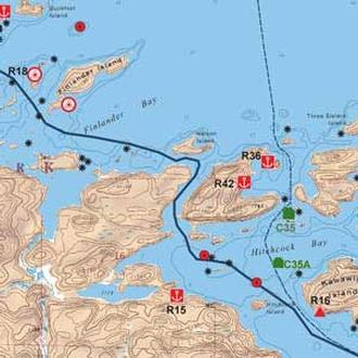 Mckenzie Maps R1 Voyageur