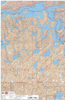 Mckenzie Maps M114