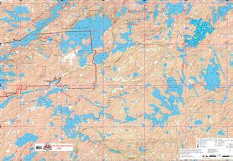 Mckenzie Maps M118