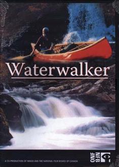 Dvd Waterwalker By Bill Mason