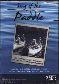 Dvd Song Of The Paddle