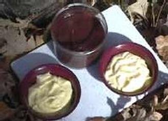 Cache Lake Vanilla Pudding