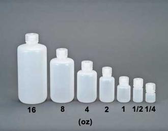 8oz Poly Nm Bottle