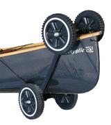 Four Wheel Canoe Cart
