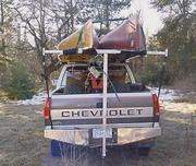 The Spring Creek Hitch Rack