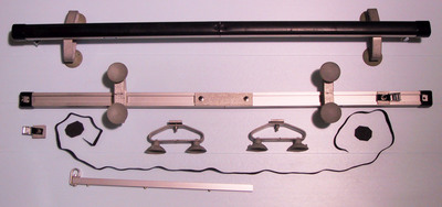 Suction Cup Rack