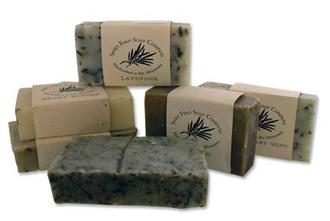 Sweetfern Large Soaps