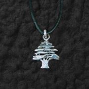 Cedar Tree Pendant