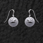 Loon Song Earrings