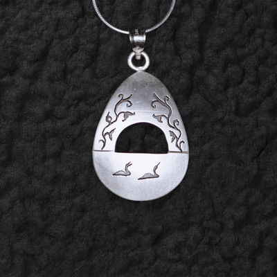 Paired For Life Pendant