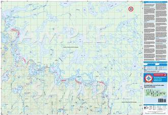 Voyageur Map V02 Crooked Lake