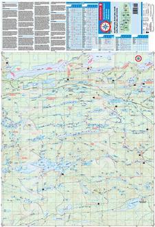 Voyageur Map V09 Gunflint