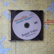 CANOE REPAIR DVD