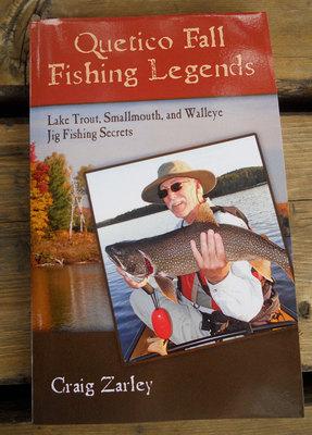Quetico Fall Fishing Legends