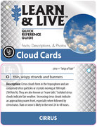 Learn & Live-Cloud Cards