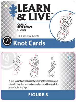 Learn & Live- Knot Cards
