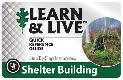 Live & Learn Shelter Building Cards