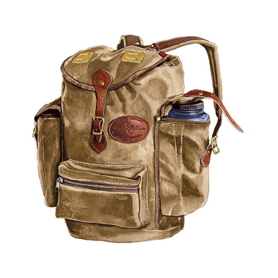 Frost River Summit Expedition Daypack