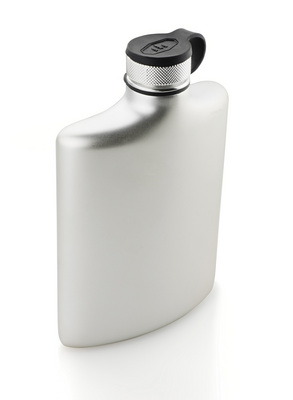 Gsi Stainless Hip Flask 8 Oz