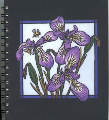 Go Wild! Iris Journal