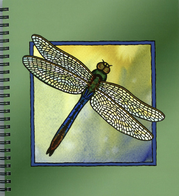Go Wild! Dragonfly Journal